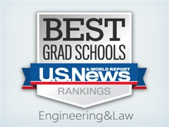 2018USnews美国最佳研究生院校工程学院&法学院榜单 Engineering&Law