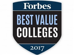 Forbes福布斯发布2017美国最有价值大学排名 加州大学伯克利分校夺冠
