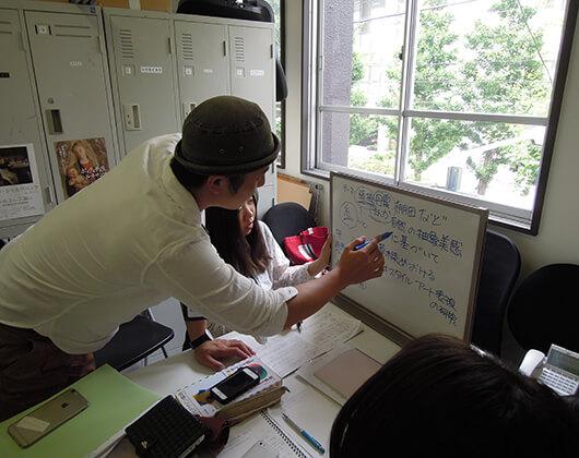 语言学校 | 日本最权威美术指导语言学校!美都里幕&美罗斯