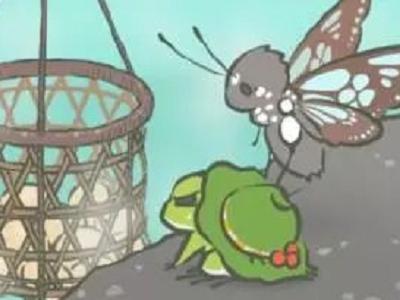 养青蛙了解一下?蛙儿子带你游览日本各大景点!