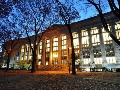 哈佛图书馆校训