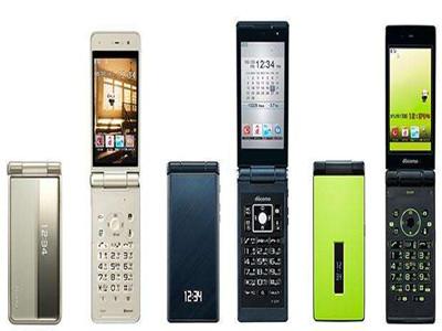 日本手机品牌