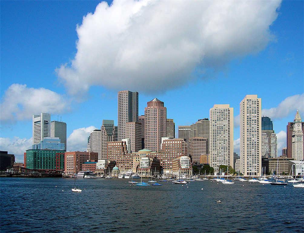 美国波士顿