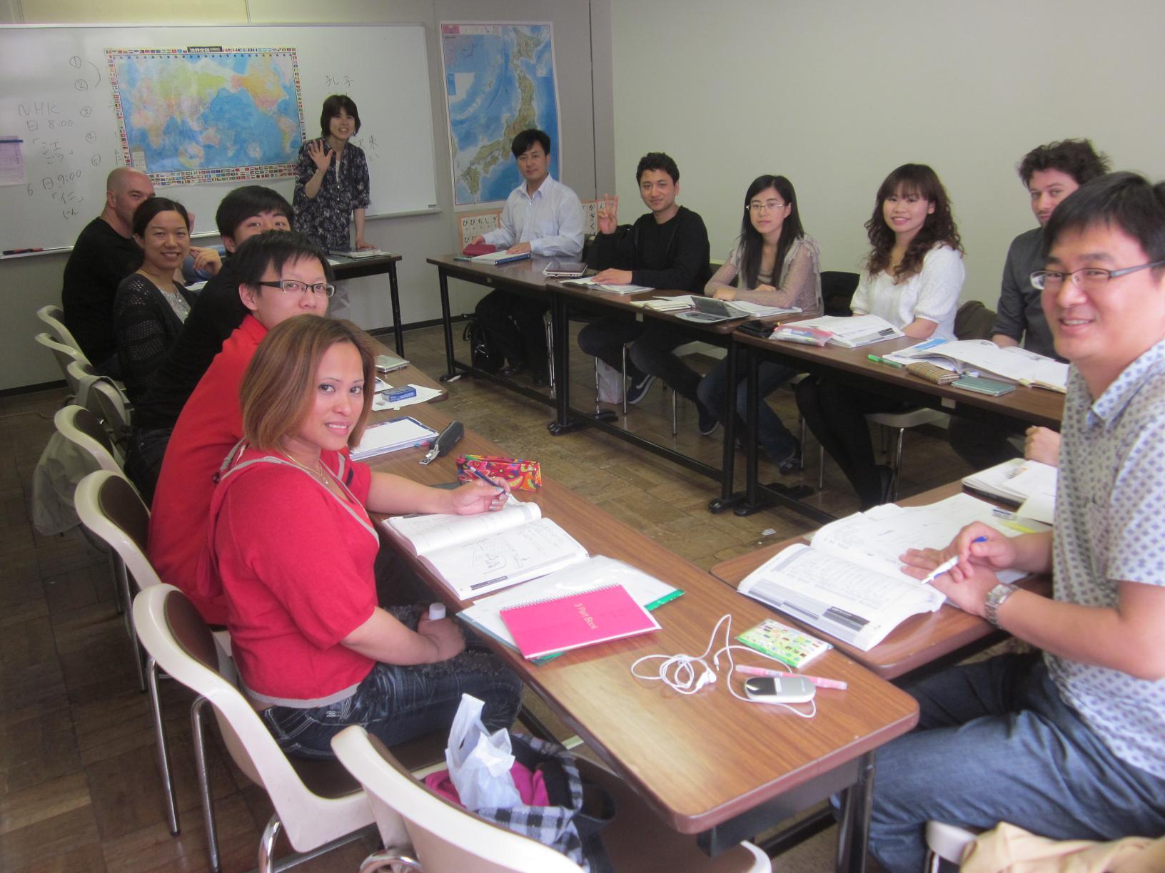 YMCA東京日本語学校