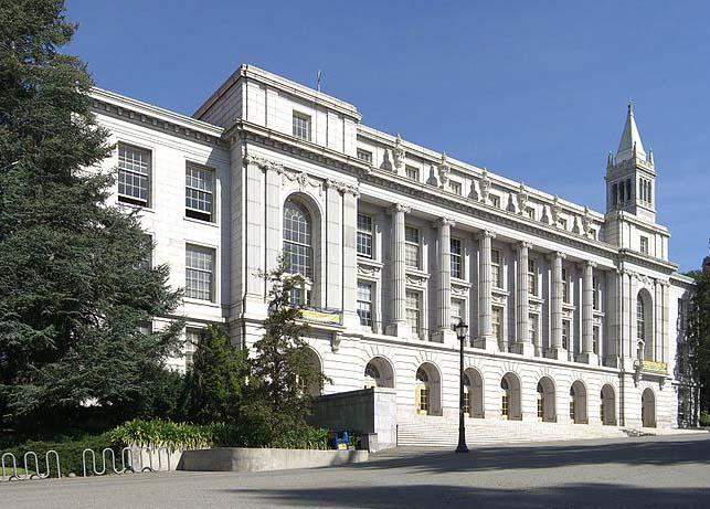 加州大学伯克利分校