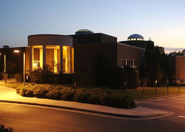 北卡罗莱纳大学教堂山分校