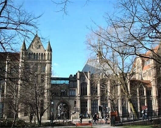 曼徹斯特大學