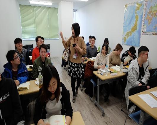 早稻田言语学院(东京校)