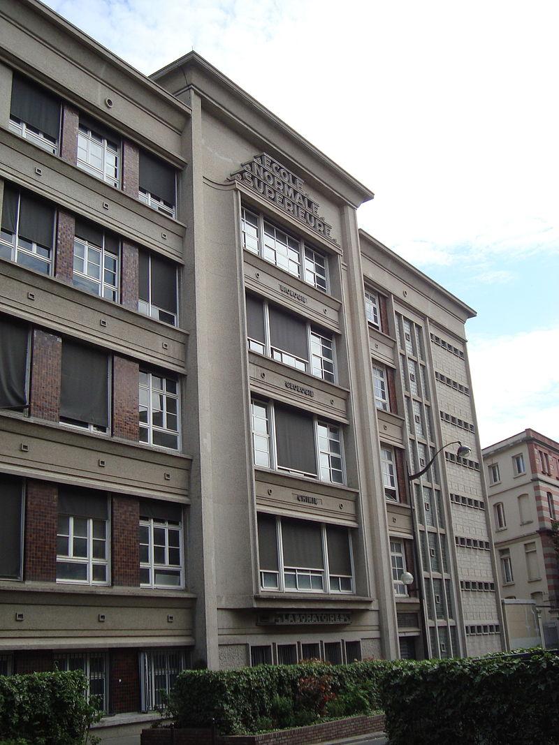 巴黎高等师范学校