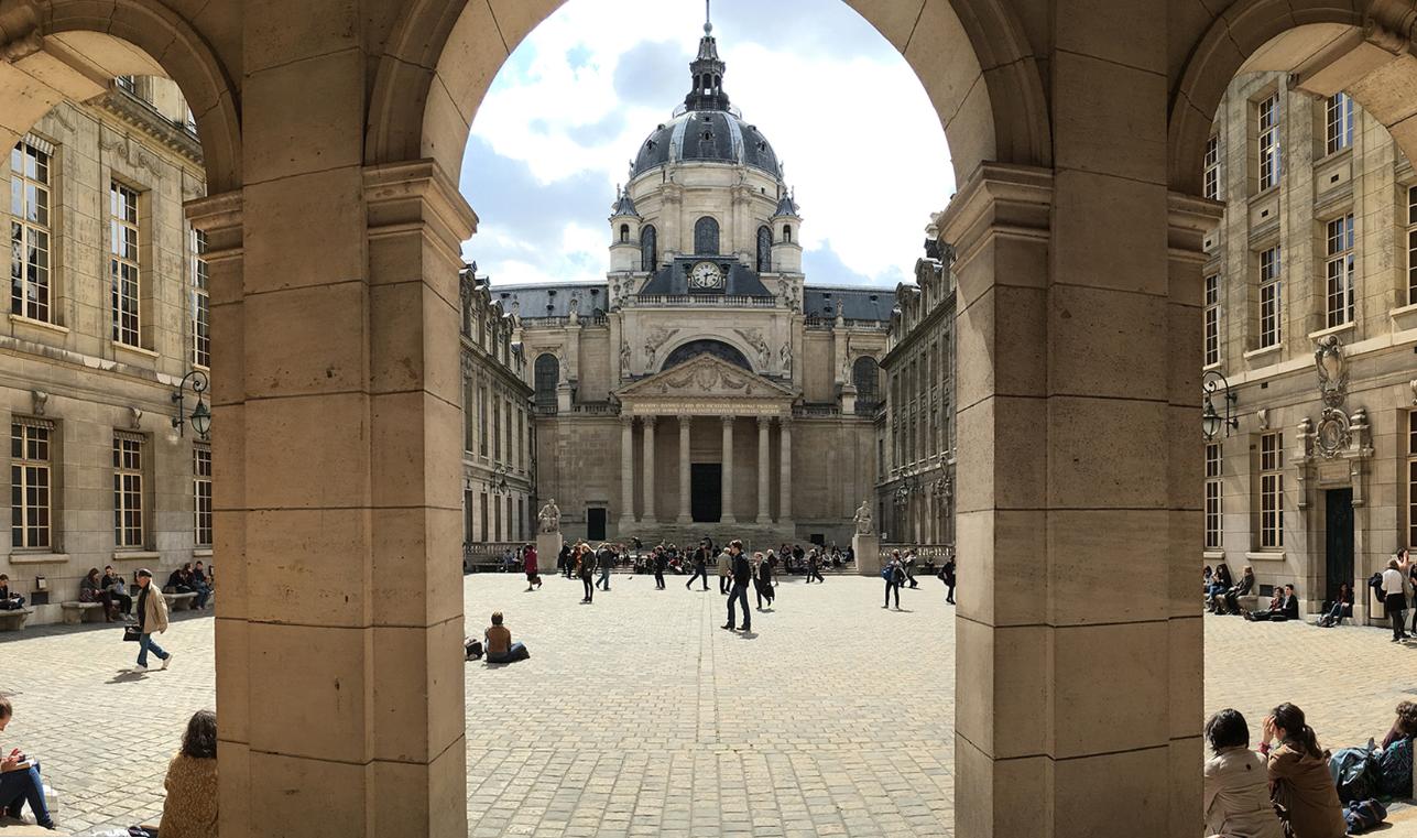巴黎索邦大学