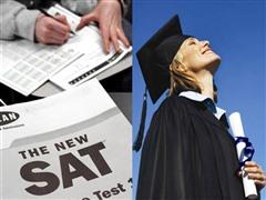 美国高考SAT 考多少分算高分?