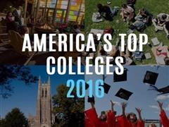 【2016福布斯美国大学排名出炉】大U文理同时排名 从哪毕业回报更高?