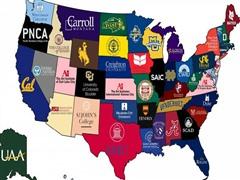 美国留学名校分布全解析!别只盯着加州和纽约!