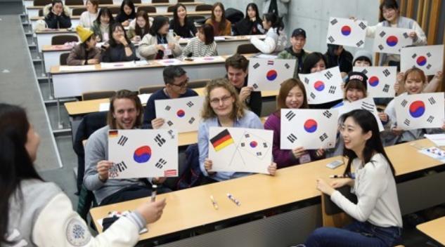 韩国汉城大学语学院课程介绍!