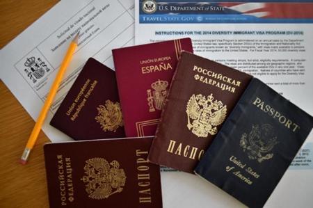 留学美国签证