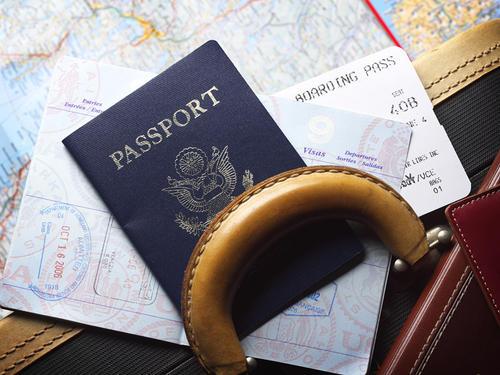 美国签证申请