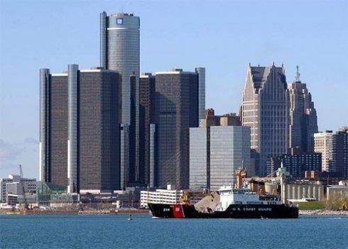 美国底特律