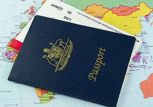 澳洲签证查询