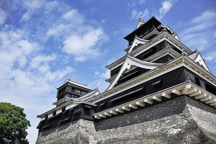 熊本城(くまもとじょう)丨日本留学生活