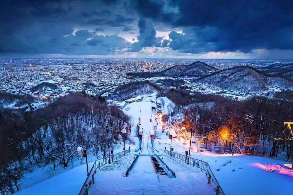 札幌雪祭,日本留学生不容错过!