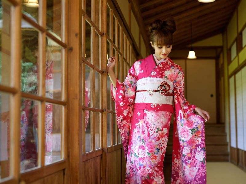 日本的和服文化!(介绍)