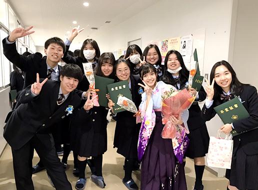 东大阪大学敬爱高级中学
