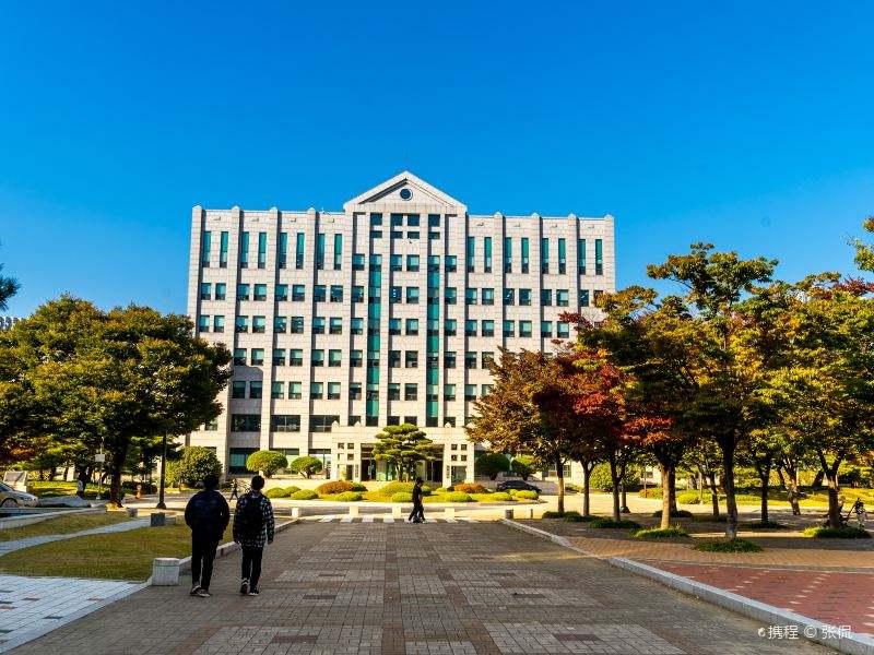 釜山外国语大学有哪些专业?(韩国留学)