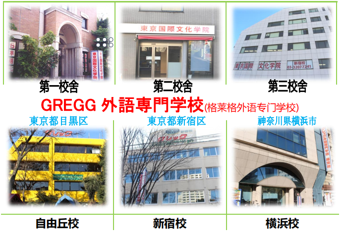 日本语言学校之东京国际文化学院