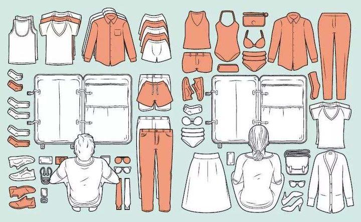 英国留学行李打包清单