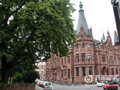 德国海德堡大学