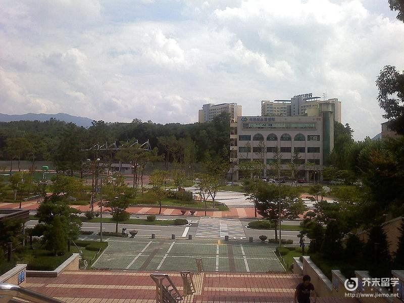 韓國建國大學學費