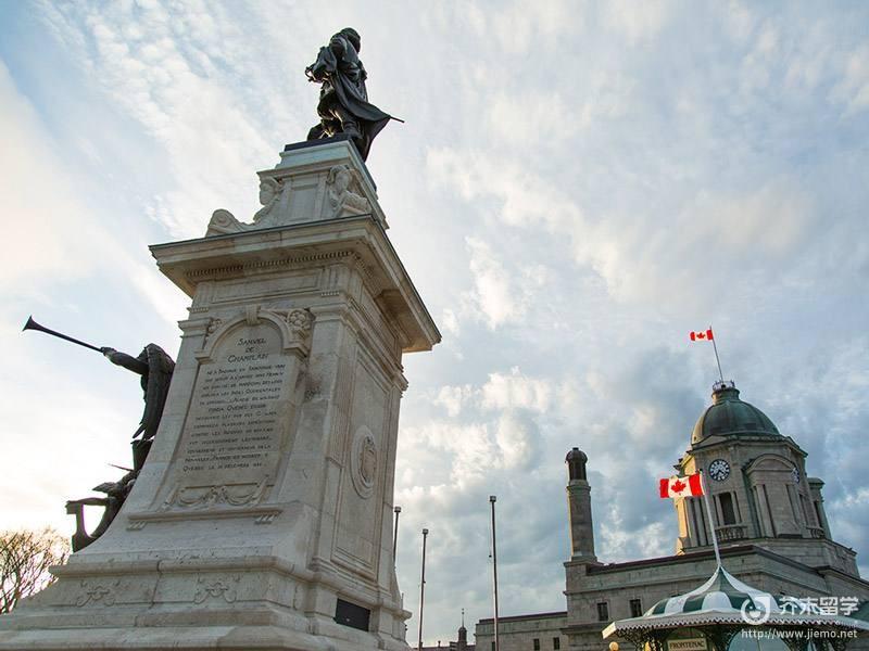 加拿大魁北克留學