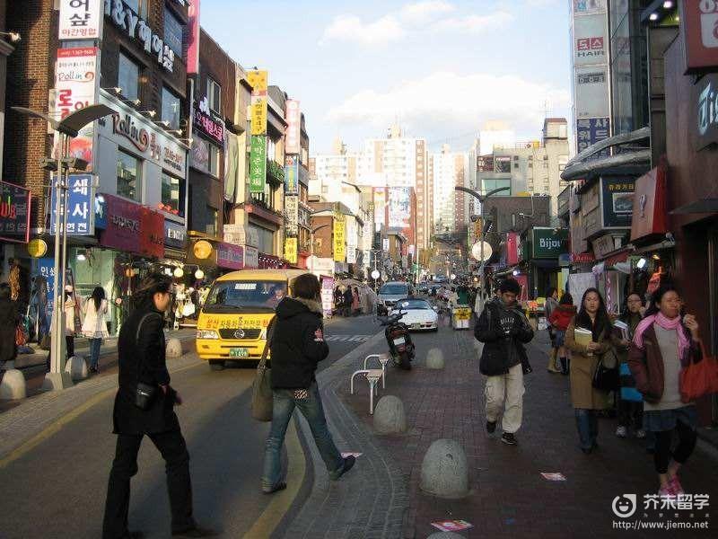 韩国延世大学专业