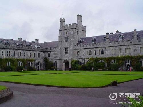愛爾蘭大學排名