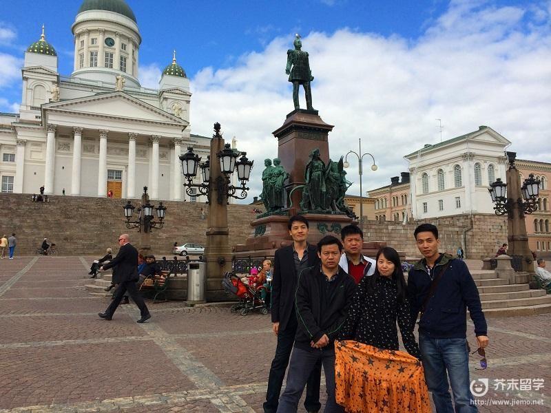 赫尔辛基商学院