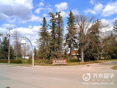 加拿大紅河學院