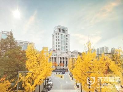 在韓國留學能