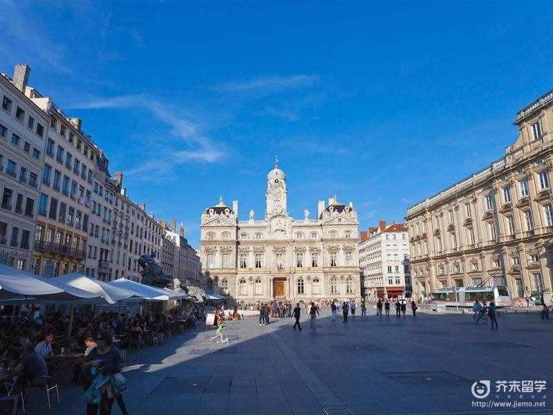 法國第二大城市
