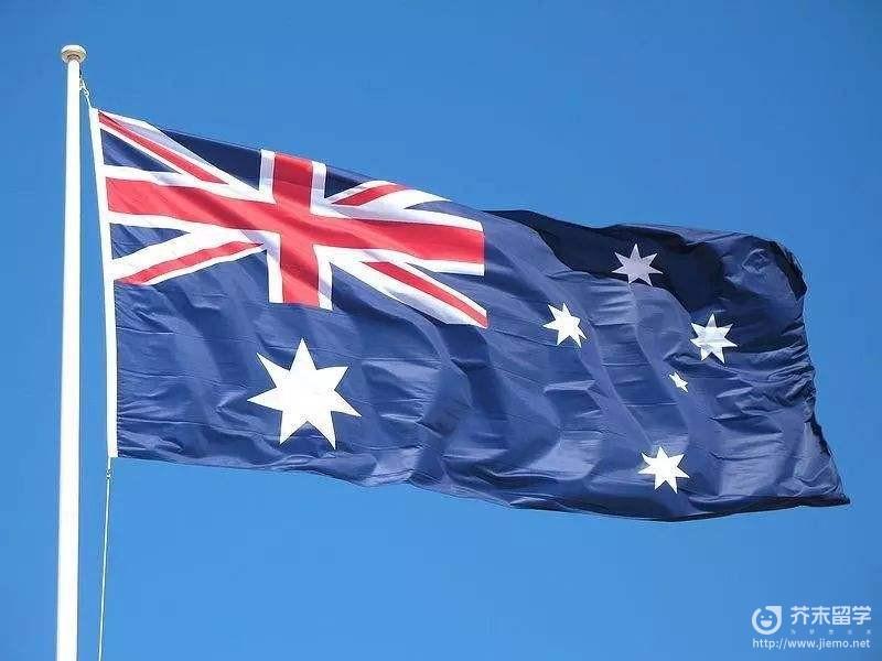 澳大利亞國旗的含義