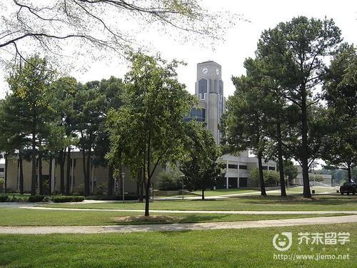 美国阿肯色大学