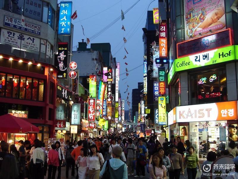 韩国人口数量