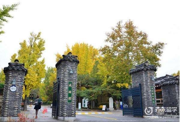 成均馆大学排名