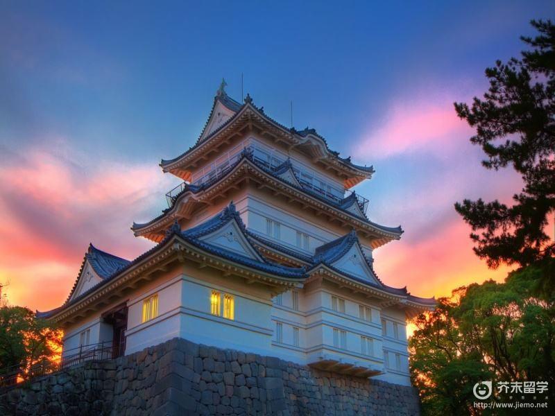 日本名古屋旅游