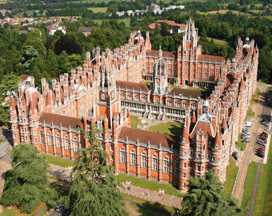 皇家霍洛威大学